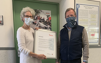 zdi-Quartierslabor Wuppertaler Nordstadt erhält Urkunde
